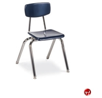 Picture of AILE Armless Poly School Stack Chair