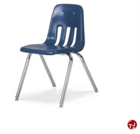 Picture of AILE Armless Poly Plastic Guest Stack Chair