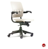 Picture of AILE Poly Plastic Office Task Swivel Chair