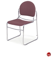Picture of AILE Guest Sled Base Armless Stack Chair