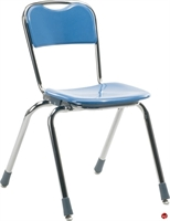 Picture of AILE Hard Plastic Classroom Kids Stack Chair