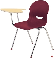Picture of AILE Tablet Arm Poly Shell Chair