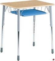 Picture of AILE Adjustable Height Classroom Desk