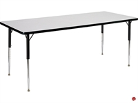 "Picture of AILE 30"" x 60"" Adjustable Height Activity Table"