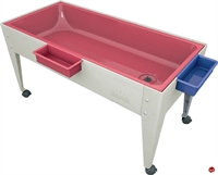 """Picture of AILE 21"""" x 46"""" Mobile Kids Activity Table"""
