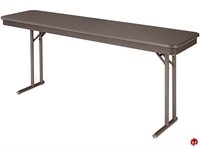 """Picture of AILE 18"""" x 72"""" Folding Table"""