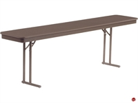 """Picture of AILE 18"""" x 96"""" Lightweight Folding Table"""