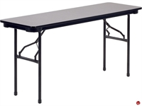 "Picture of AILE 18"" x 96"" Folding Table"
