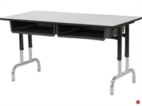 Picture of AILE 2 Student Adjustable Height Classroom