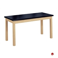 "Picture of AILE 24"" x 54"" Epoxy Top Multi Purpose Table"