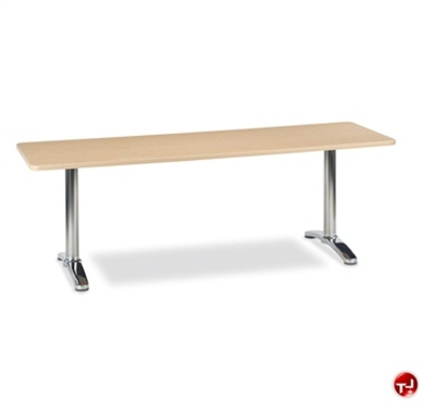 The Office Leader AILE X Conference Training Table - 36 x 96 conference table