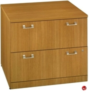 "Picture of ADES 36""W 2 Drawer Lateral File Cabinet"
