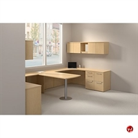 Picture of ADES 2 Person U Shape Desk Workstation