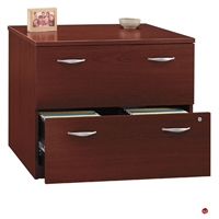 "Picture of ADES 36"" 2 Drawer Lateral Laminate File Cabinet"