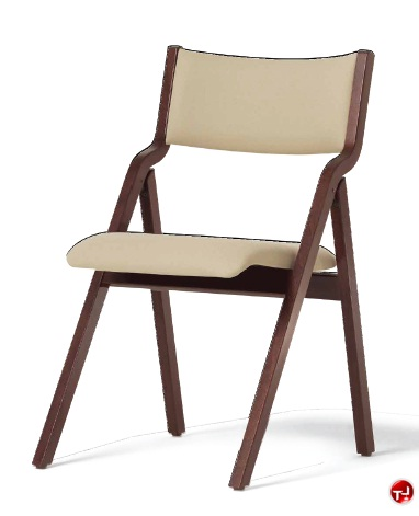 Picture Of Sauder Plyfold Wood Folding Chair