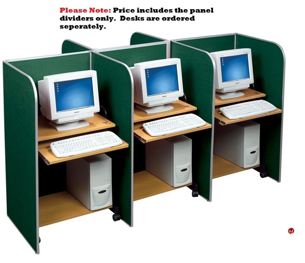 The Office Leader Portable Privacy Desk Panel Study