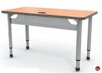 """Picture of Apti Height Adjustabel 30"""" x 72"""" Training Table"""