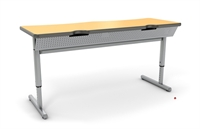 Picture of Apti Height Adjustable Classroom Training Table