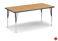 "Picture of Bert 24"" x 48"" Height Adjustable Activity Table"