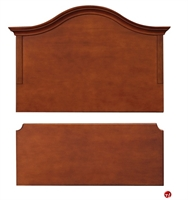Picture of Hekman C1094 Medical Bed Headboard