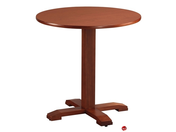 The Office Leader Hekman C1904 36 Quot Round Cafe Dining Table