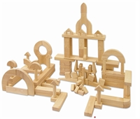 Picture of Astor Kids Play Building Blocks Game