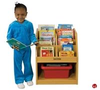 Picture of Astor Kids Book Display Storage Rack