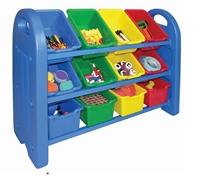 Picture of Astor Crafts Organizer Storage Cart