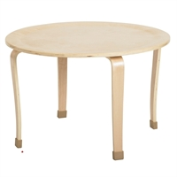 """Picture of Astor 30"""" Round Wood Table"""