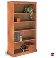 "Picture of Hale 60""H 200 Series 5 Shelf Open Bookcase"