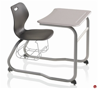 Chair And Desk Combo the office leader. school, desk - chair combo