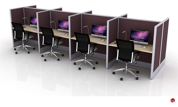 Office Desk Cubicle Beautiful Picture Of Cer 8 Person Telemarketing Workstation