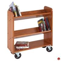 Picture of DEVA Library Mobile Bookcase Book Truck