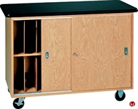 Picture of DEVA Heavy Duty Mobile Charging Storage Cabinet