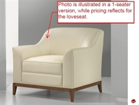 Picture of Cumberland Addison 2416 Reception Lounge 2 Seat Sofa