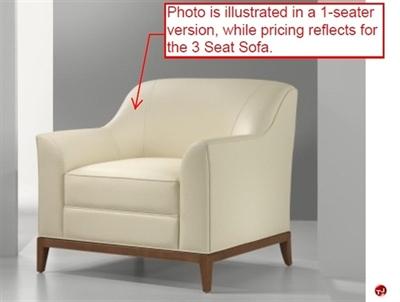 Picture of Cumberland Addison 2417 Reception Lounge 3 Seat Sofa