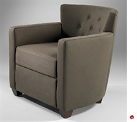 Picture of Cumberland Hadley Reception Lounge Swivel Club Sofa Chair