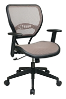 Picture of Ergonomic Office Task Mesh Cair with Lumbar Support