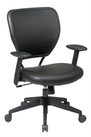 Picture of Ergonomic Mid Back Office Task Mesh Chair
