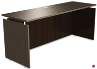 "Picture of 24"" x 72"" Contemporary Office Desk Credenza Shell"