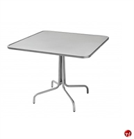 """Picture of GRID Outdoor 30"""" Square Solid Top Dining Table"""