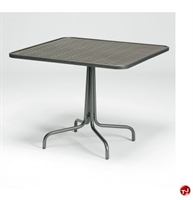 """Picture of GRID Outdoor Wrought Iron 36"""" Square Dining Table"""