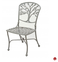 Picture of GRID Outdoor Aluminum Dining Armless Chair