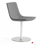 Picture of ICF Comet Contemporary Lounge Pedestal Swivel Armless Chair