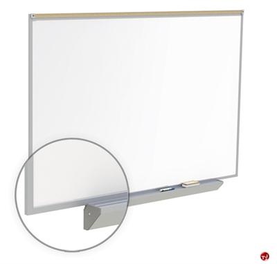 Picture of 4' x 12' Dry Erase Magentic Aluminum Trim Markerboard