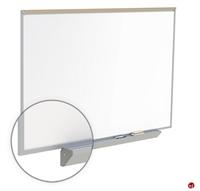 Picture of 4' x 16' Dry Erase Magentic Aluminum Trim Markerboard