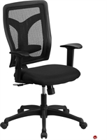 Picture of Brato High Back Office Task Mesh Chair with Lumbar Support