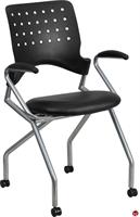 Picture of Brato Guest Training Mobile Nesting Arm Chair