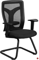 Picture of Brato Guest Side Mesh Sled Base Arm Chair
