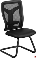 Picture of Brato Guest Side Mesh Sled Base Armless Chair